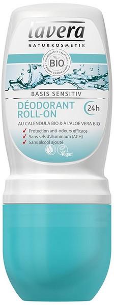 déodorant lavera