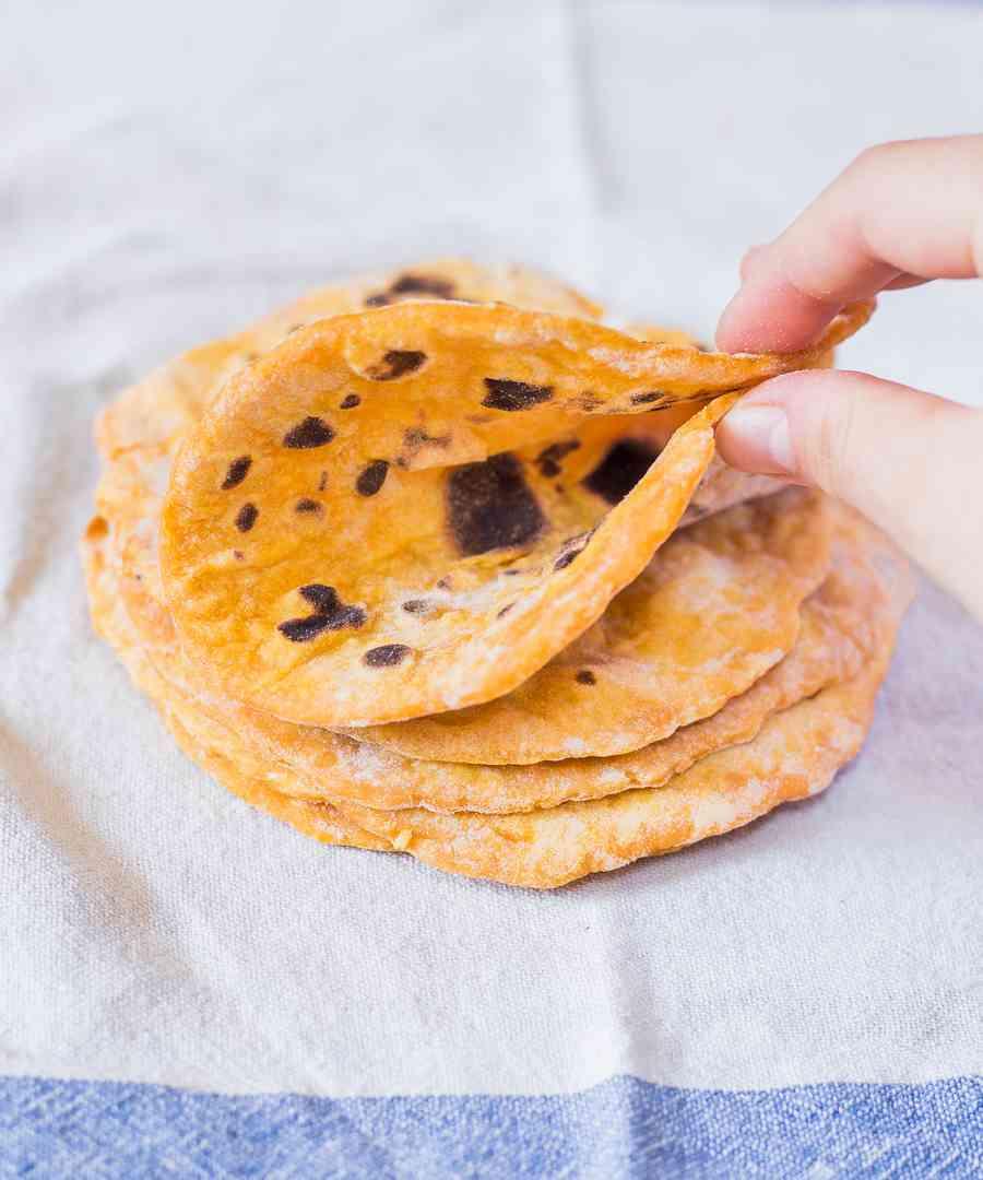recette tortillas facile
