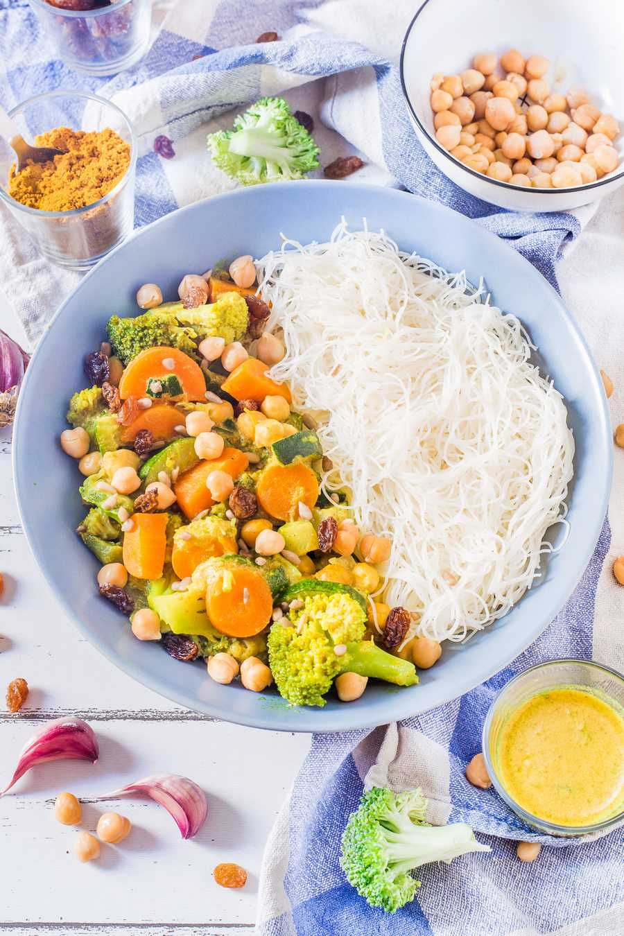 Coconut Veggie Curry