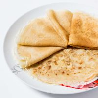 Crêpes Bretonnes Vegan | Sans Gluten