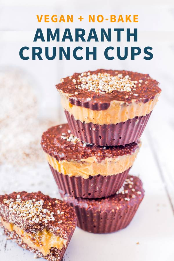 Amaranth Crunch Cups