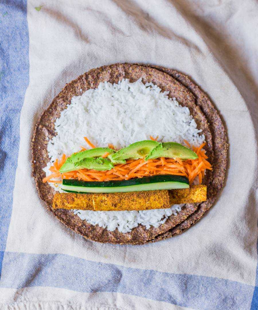 how to make vegan tortillas