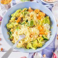 Curry Thaï Vegan   Sans Gluten, Sans Huile