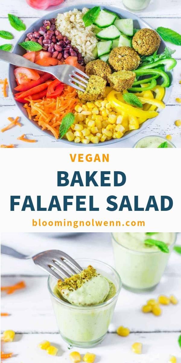 vegan falafels recipe