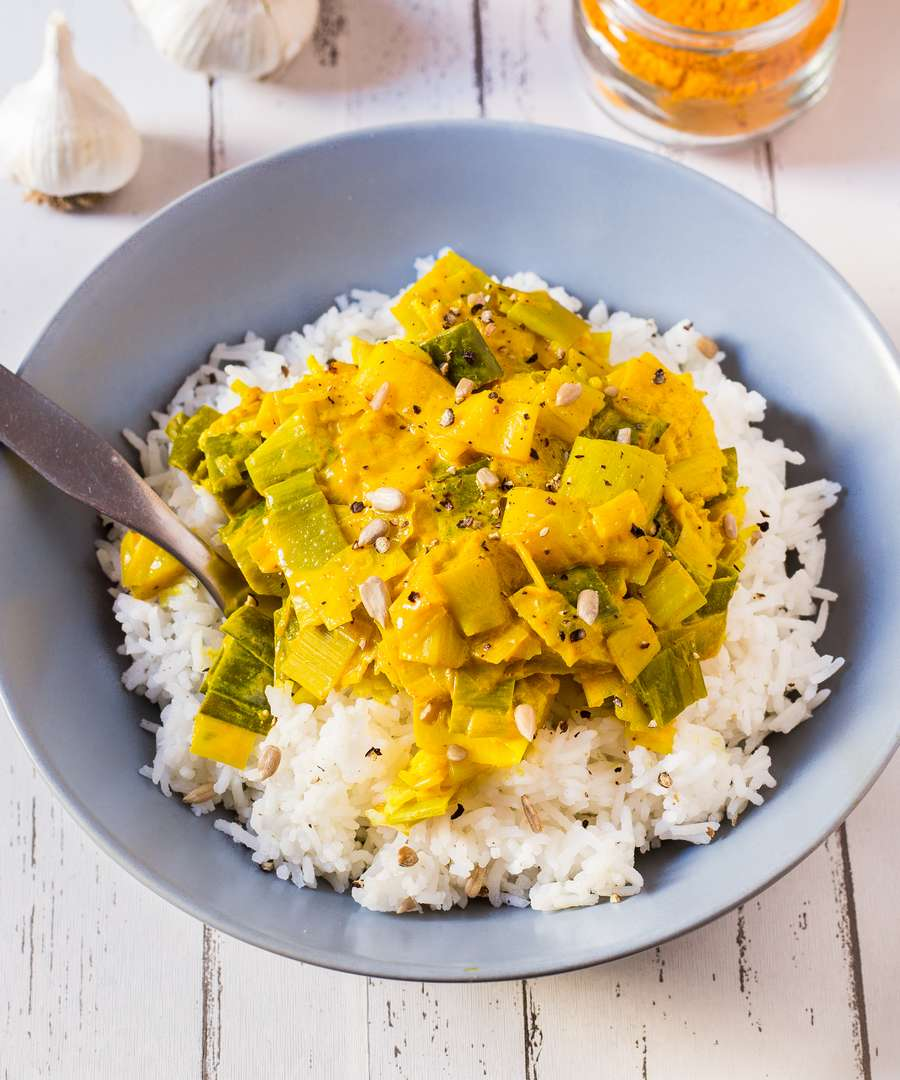 vegan rice recipe