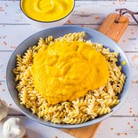 High-Protein Vegan Mac and Cheese | Healthy, Gluten-Free