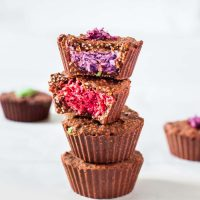 Bounty Cups au Chocolat | Vegan, Sans Cuisson