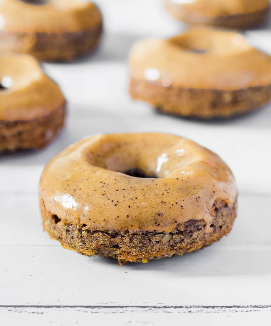 easy and healthy baked donuts