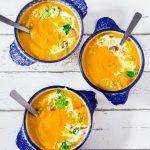 healthy vegan soup