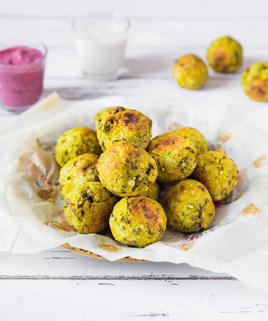 gluten-free potato croquettes