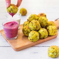 Croquettes de Pommes de Terre Vegan | Sans Huile