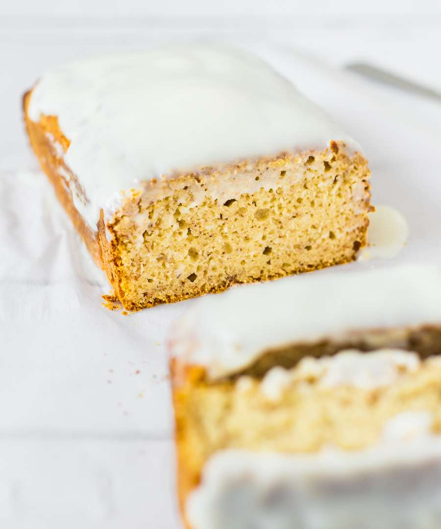 refined sugar-free vegan lemon cake