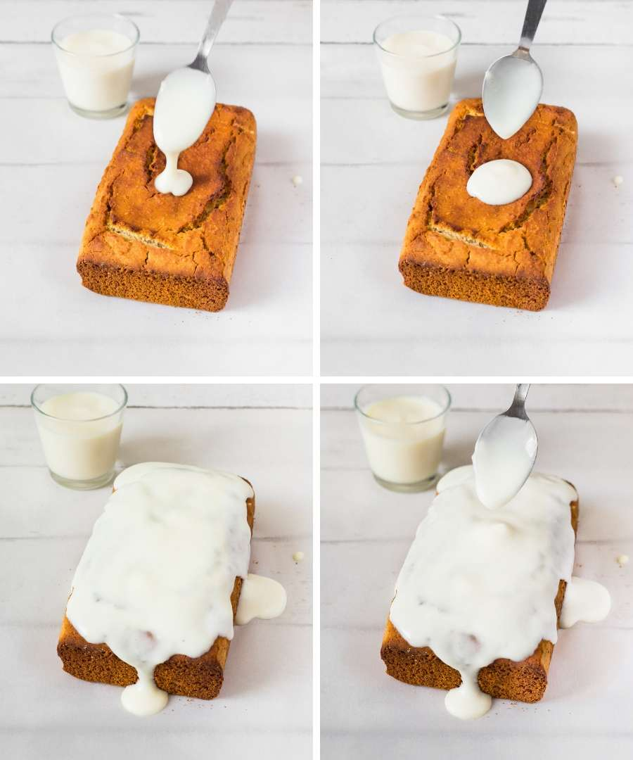 Almond Flour Lemon Cake - Gluten-free, oil-free