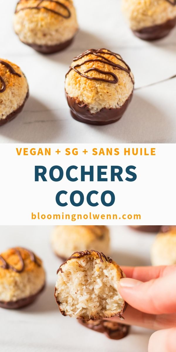 Rochers Coco Vegan