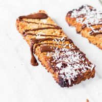 Vegan Granola Bars Recipe | Gluten-Free