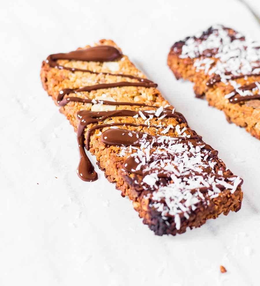 healthy granola no sugar