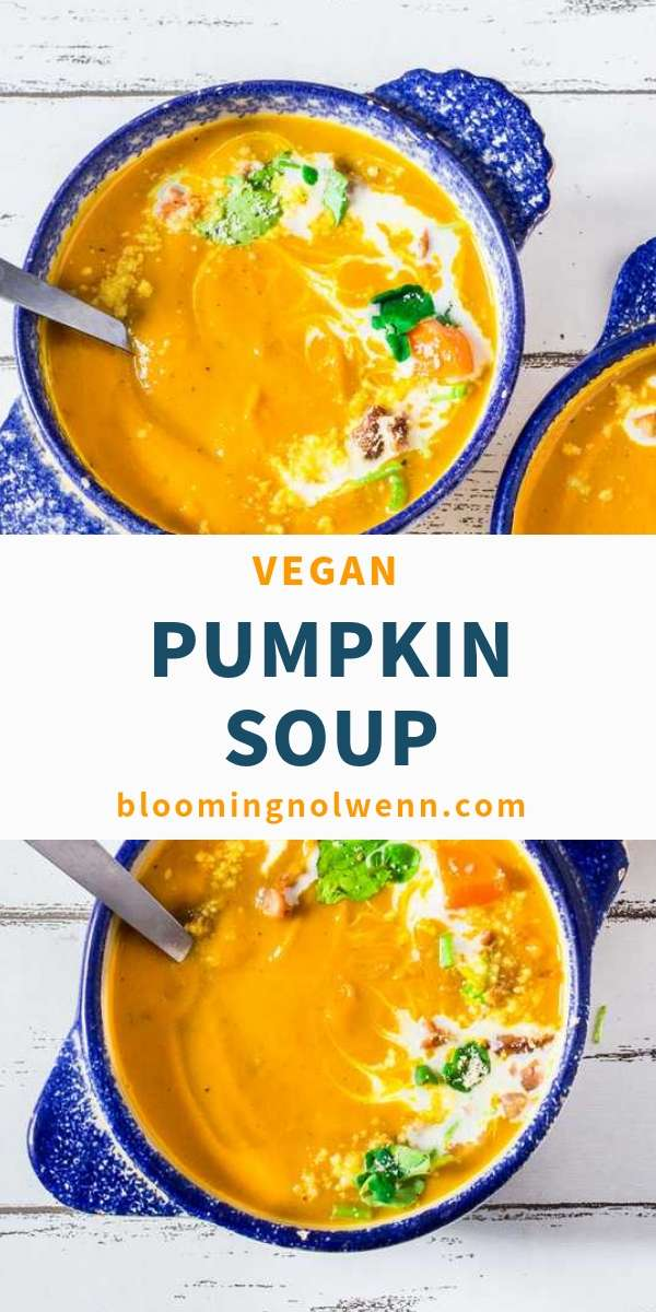 vegan soup recipe