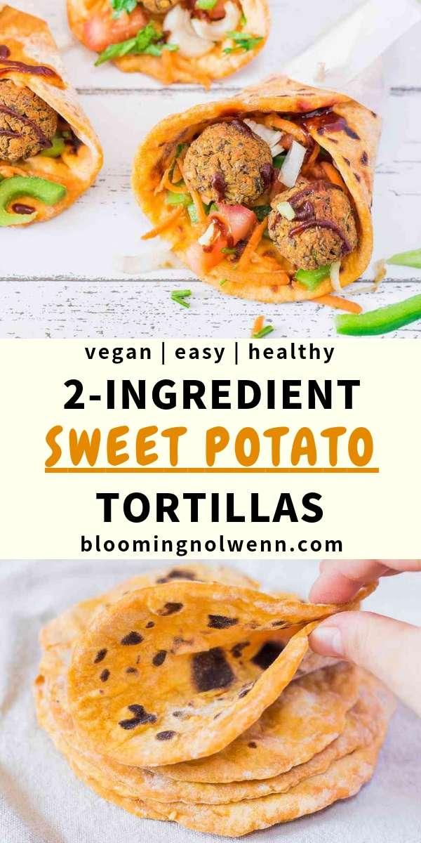 healthy tortillas