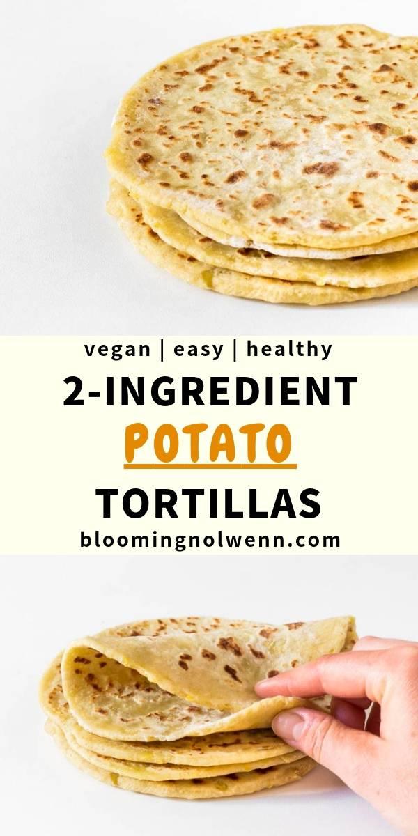 homemade tortillas for tacos