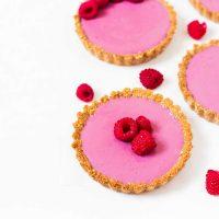 Raspberry Granola Tarts | Vegan, Gluten-Free