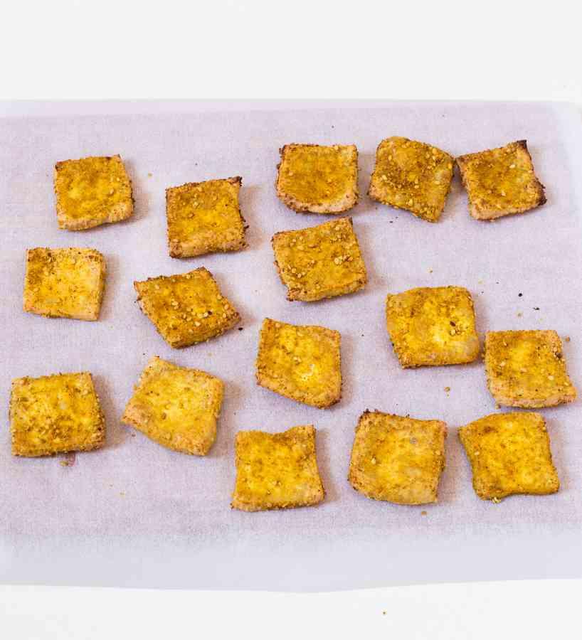 cuisson tofu