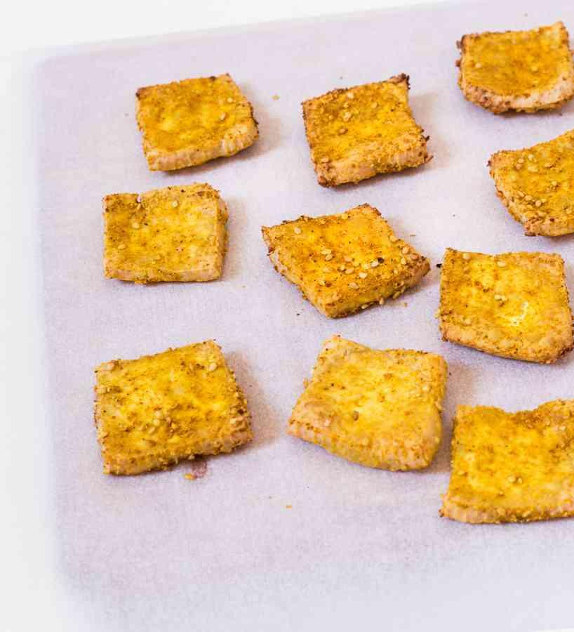 tofu recette facile