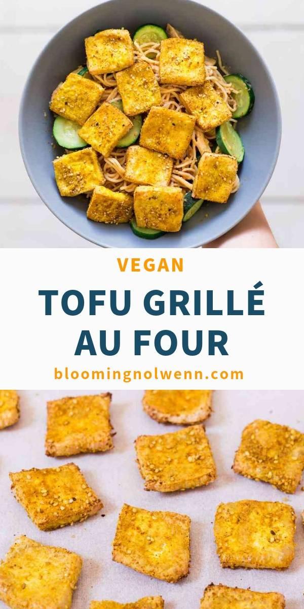 tofu au four