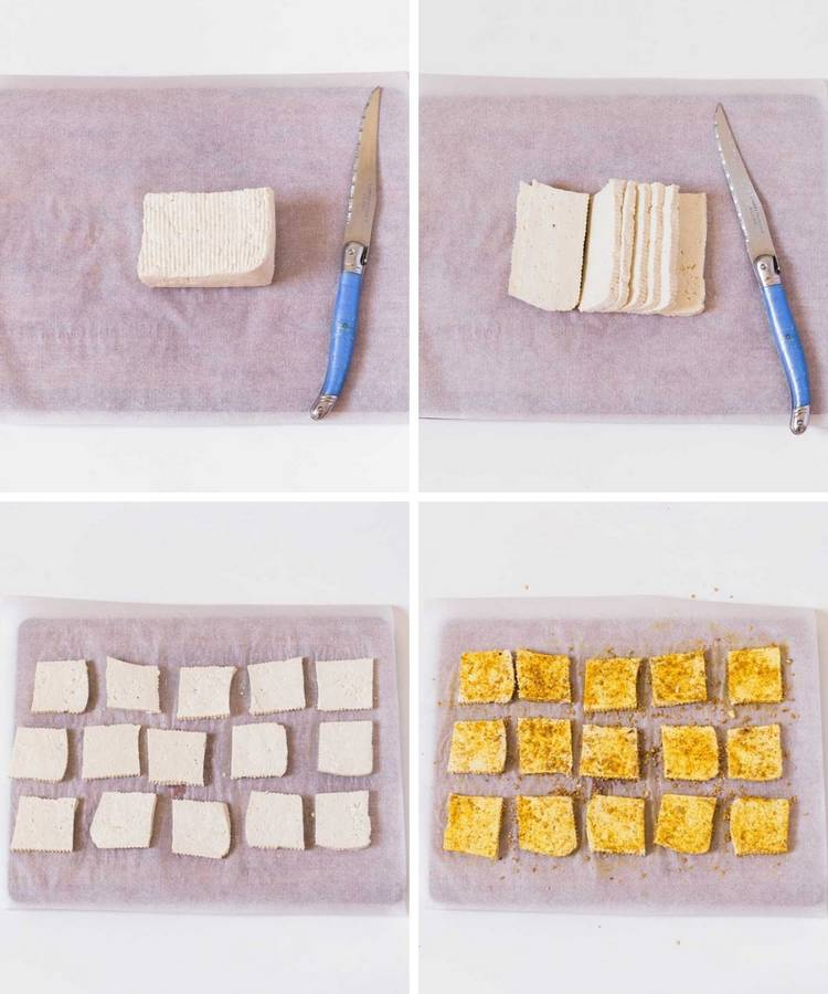 idée recette tofu ferme