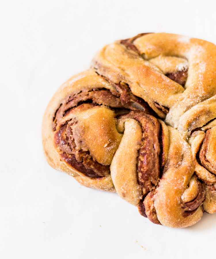 chocolate brioche bread recipe