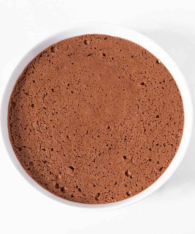 aquafaba chocolate mousse