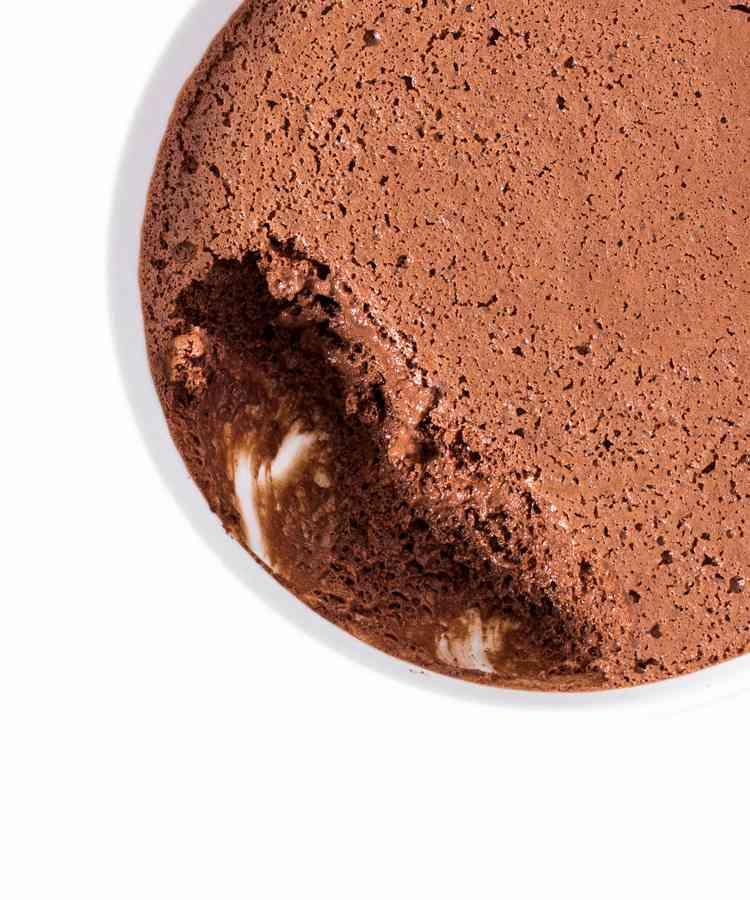 Mousse Au Chocolat Vegan (à L'Aquafaba)