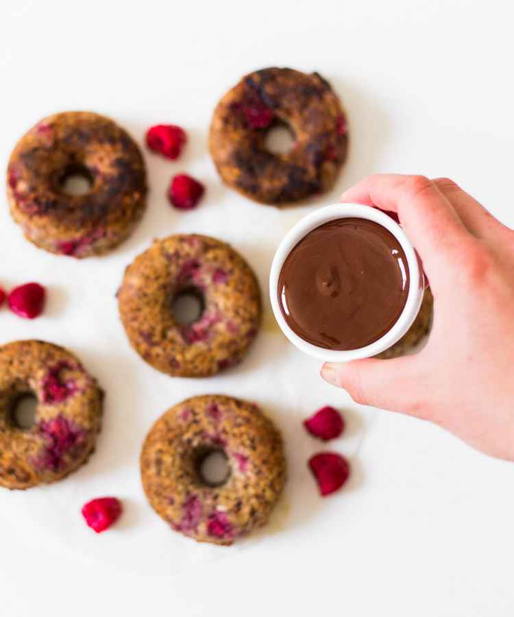 oil free donuts