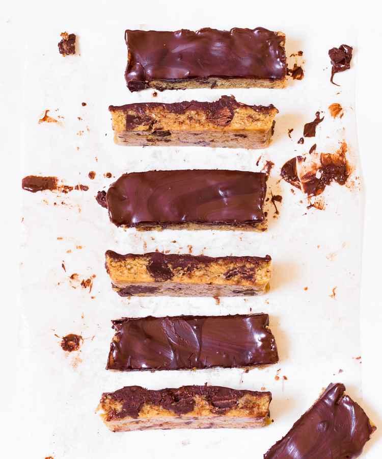 barres vegan chocolat