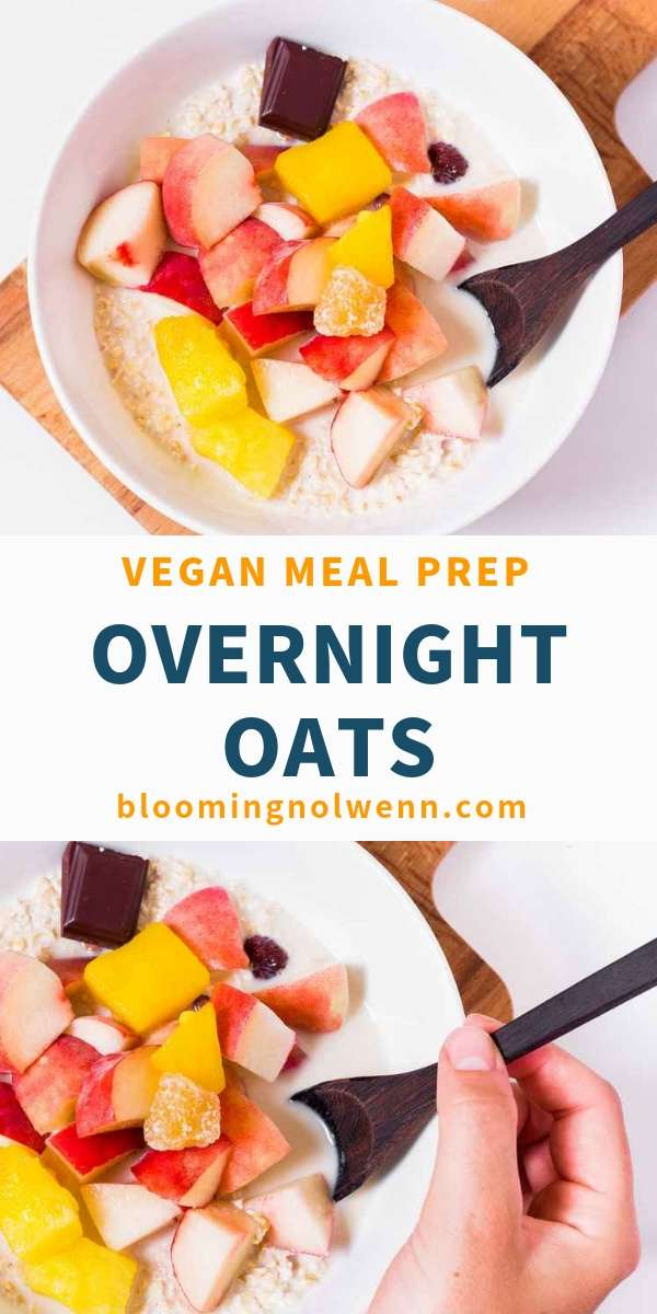 overnight oats protein
