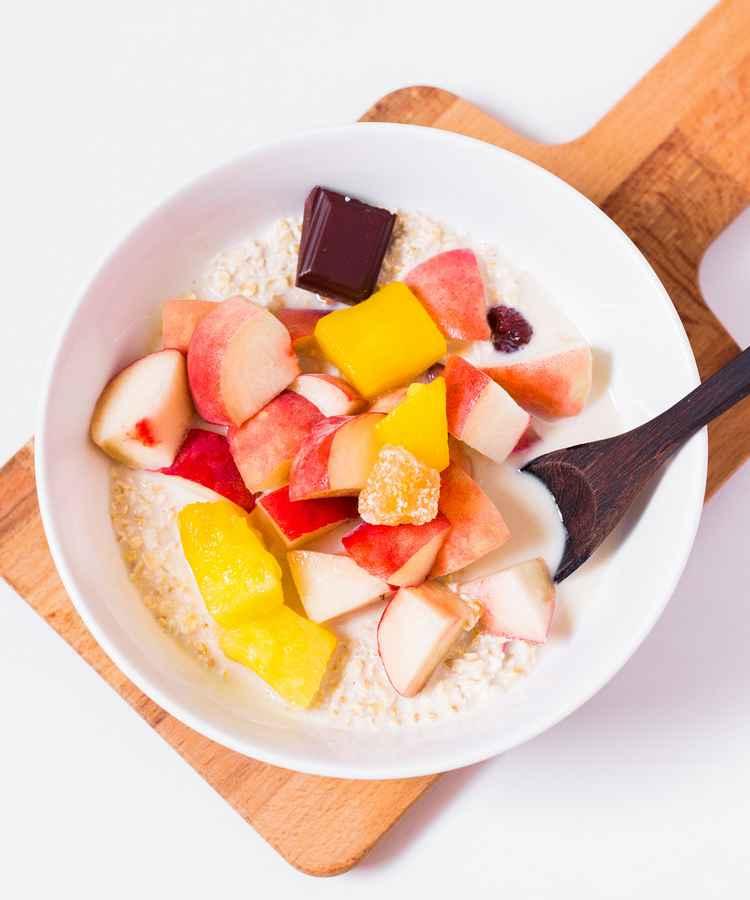 easy healthy breakfast oats