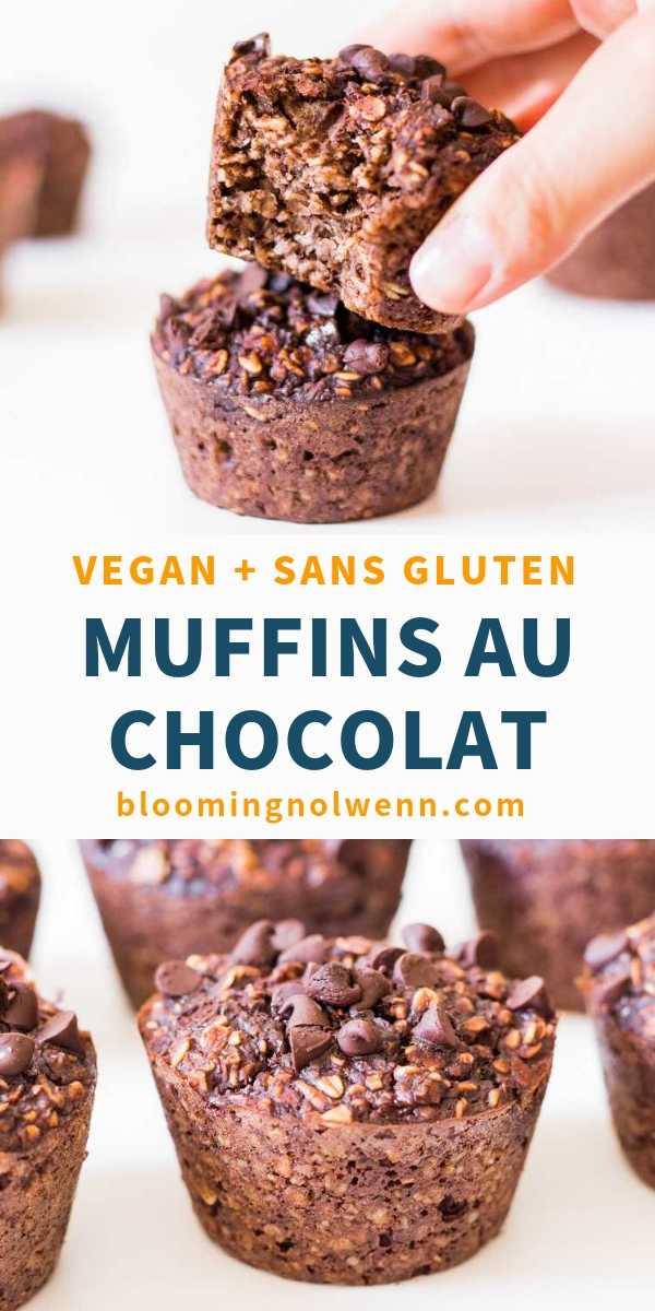 muffins sans gluten vegan