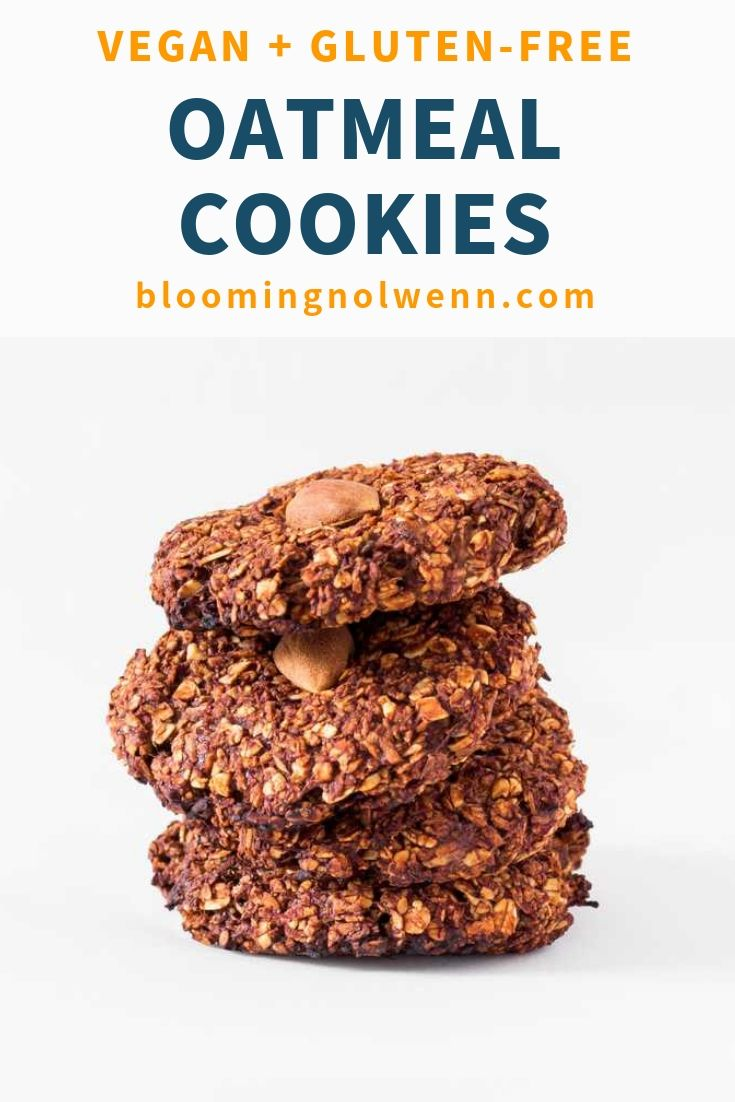 oatmeal cookies recipe healthy