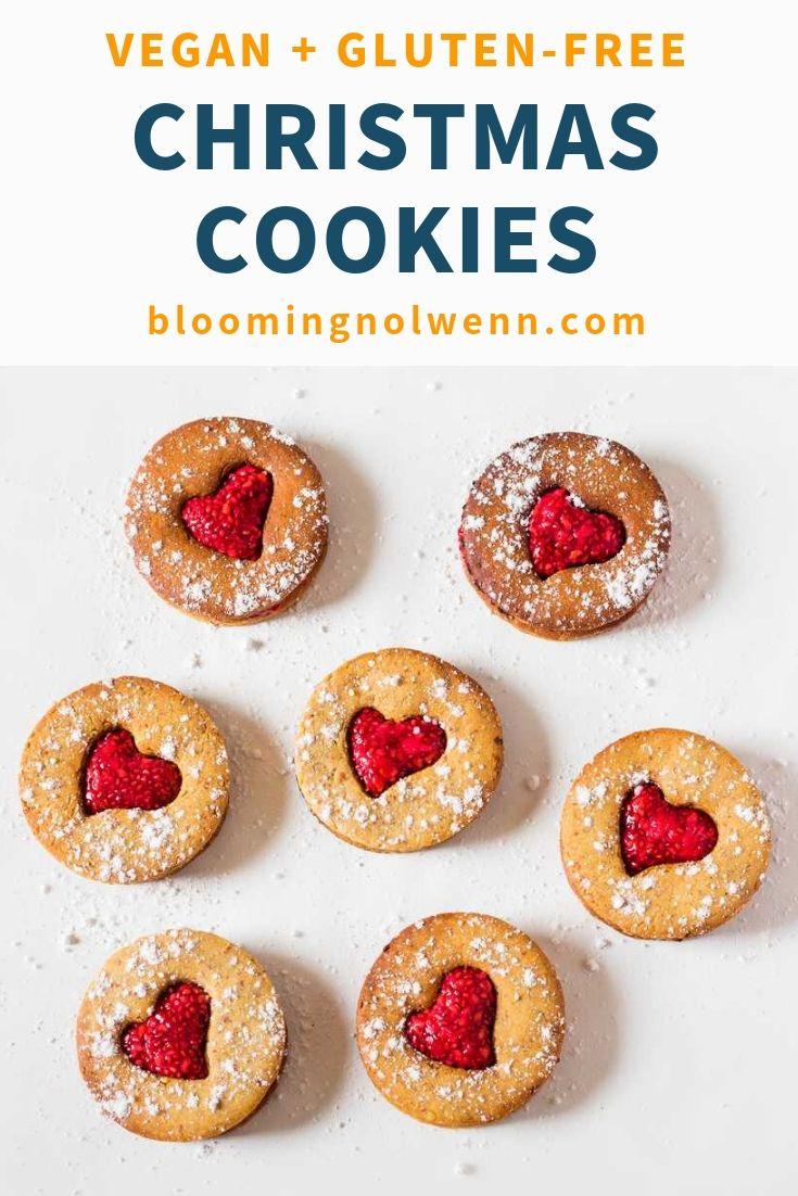 almond flour cookies vegan