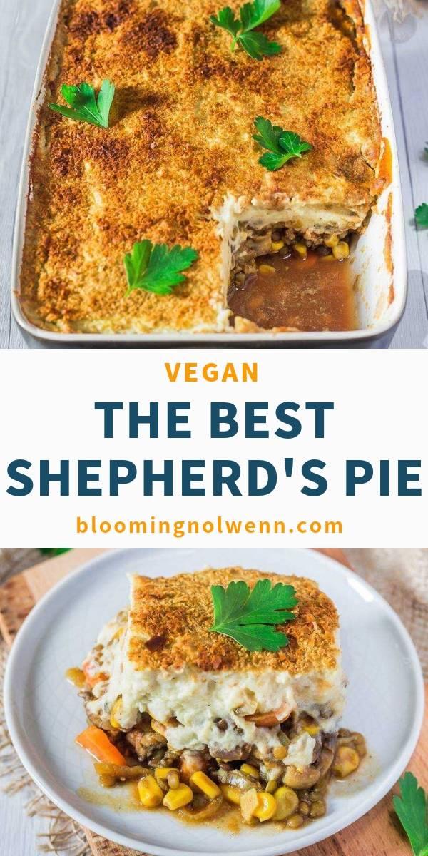 recipe shepherd's pie