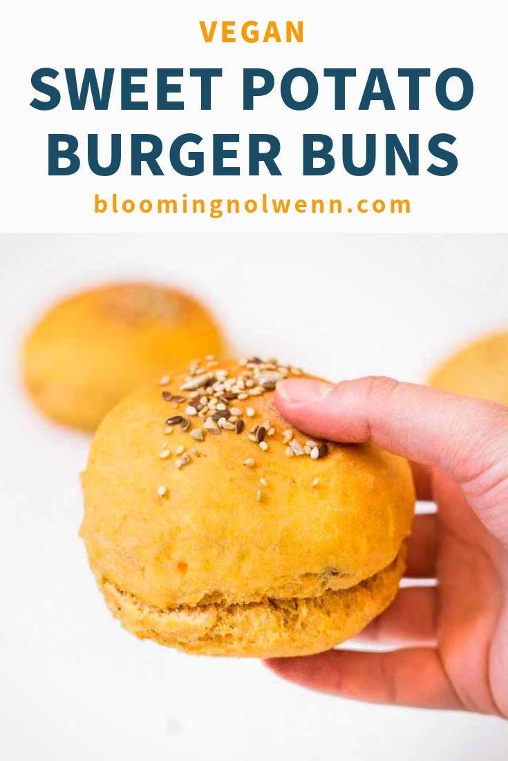 homemade burger buns recipe