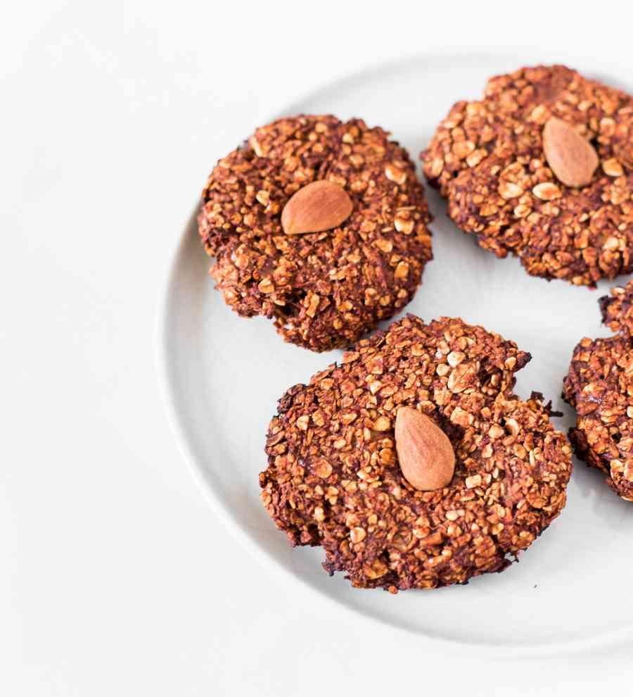 cookies vegan sains