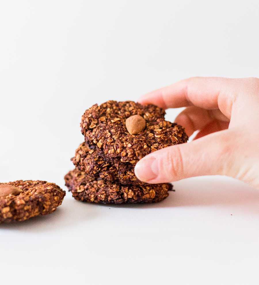 recette cookies facile avoine